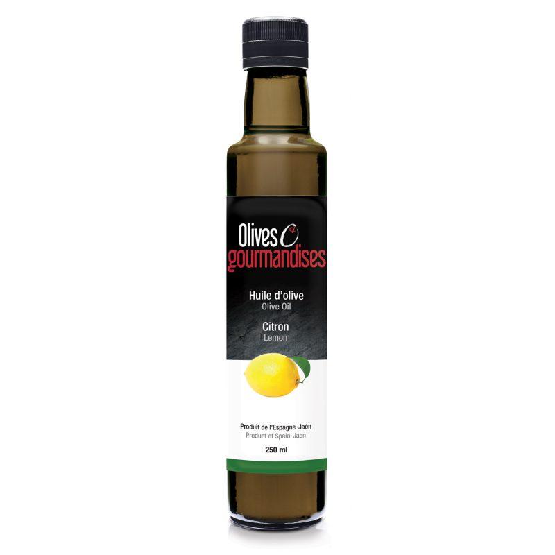 Nouvelle bouteille citron