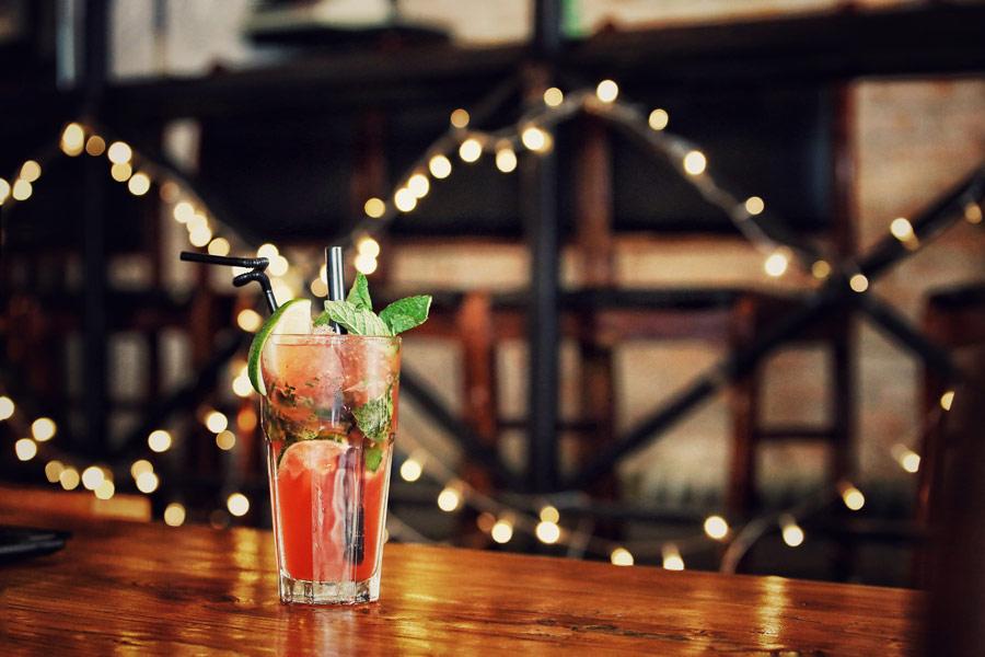 cocktail sans sucre ajouté - tangerine