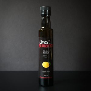huile d'olive - citron
